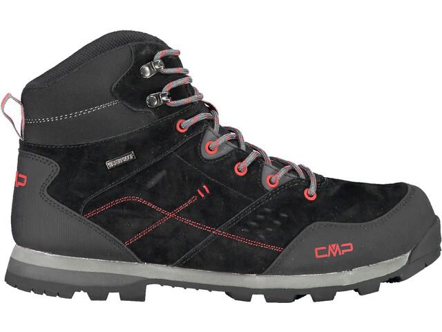 CMP Campagnolo Alcor WP Middelhoge Trekkingschoenen Heren, zwart